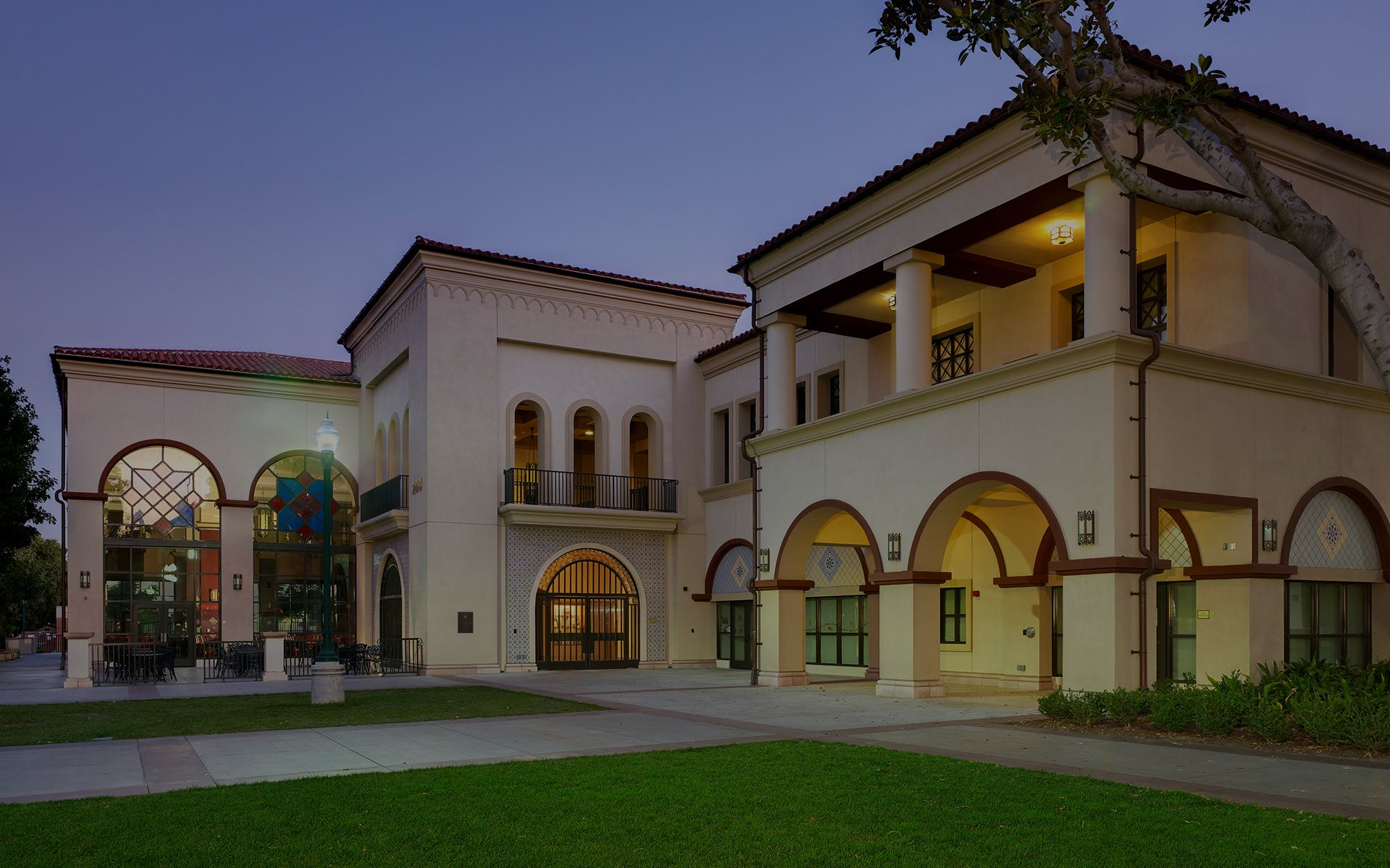 Fullerton College Building 200